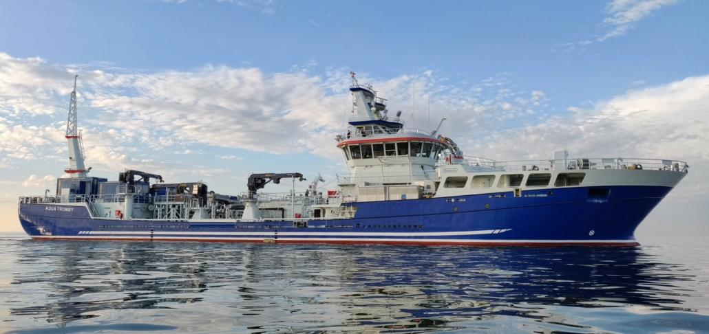 Brønnbåt 3000 m3 // 6000 m3 RO