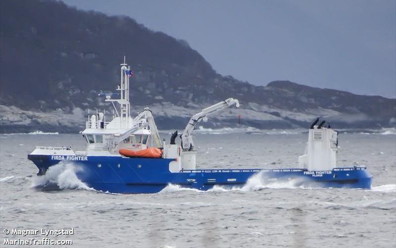 Servicebåt Firda Fighter - articgroup.no